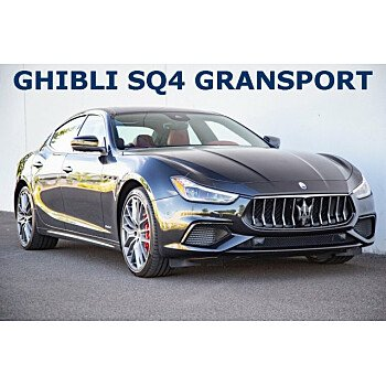 2019 Maserati Ghibli for sale 101150250