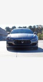 2019 Maserati Ghibli for sale 101464397