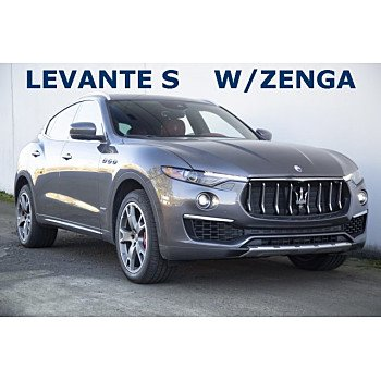 2019 Maserati Levante for sale 101037433