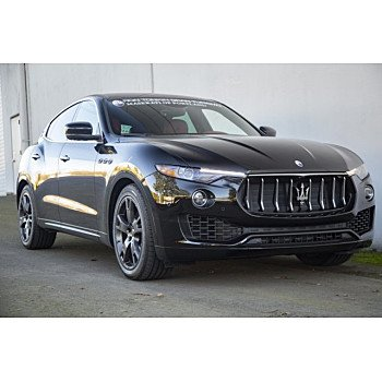 2019 Maserati Levante for sale 101037434