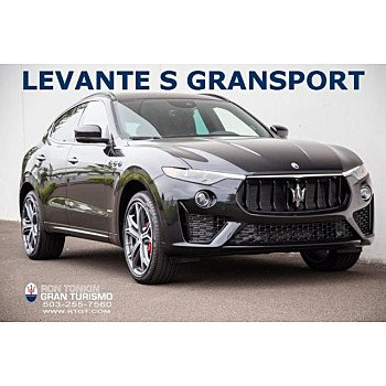 2019 Maserati Levante for sale 101145321