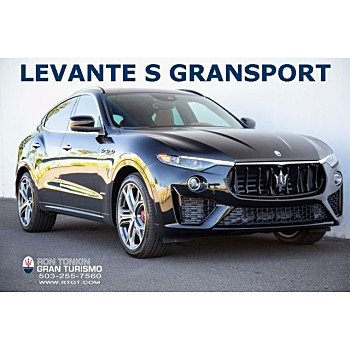 2019 Maserati Levante for sale 101149584