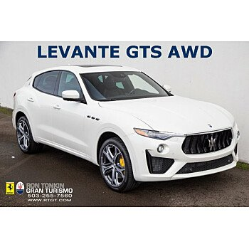 2019 Maserati Levante for sale 101255948
