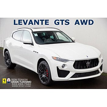 2019 Maserati Levante for sale 101255951