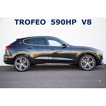 2019 Maserati Levante for sale 101133539