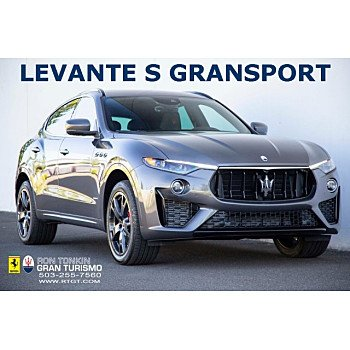 2019 Maserati Levante for sale 101143565