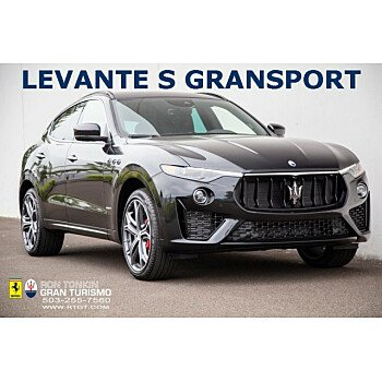 2019 Maserati Levante for sale 101143566