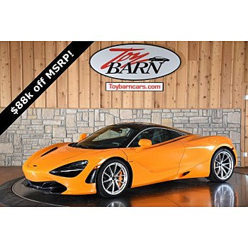 2019 McLaren 720S Coupe for sale 101210138