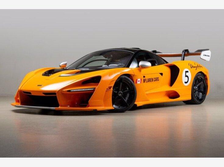 2019 McLaren Senna for sale 101549503