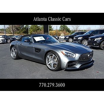 2019 Mercedes-Benz AMG GT Roadster for sale 101063912