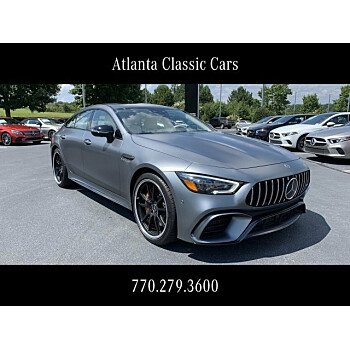2019 Mercedes-Benz AMG GT 63 S Coupe for sale 101162126