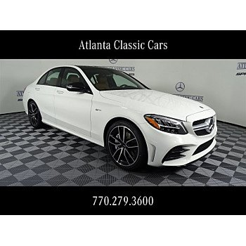 2019 Mercedes-Benz C43 AMG 4MATIC Sedan for sale 101071254