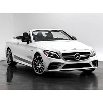 2019 Mercedes-Benz C43 AMG 4MATIC Cabriolet for sale 101237964