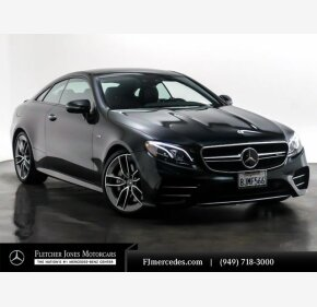 2019 Mercedes-Benz E53 AMG for sale 101410824