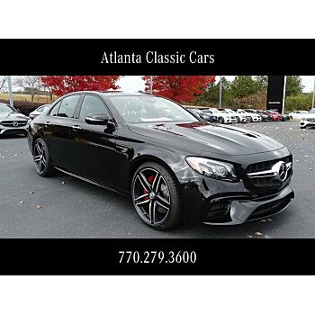 2019 Mercedes-Benz E63 AMG S 4MATIC Sedan for sale 101064388