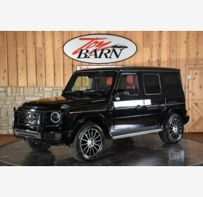 2019 Mercedes-Benz G550 for sale 101093707
