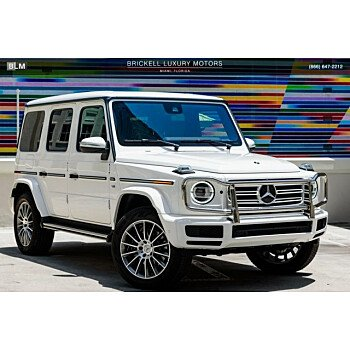 2019 Mercedes-Benz G550 for sale 101163782