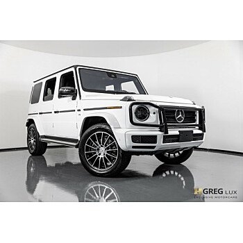 2019 Mercedes-Benz G550 for sale 101168581