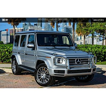 2019 Mercedes-Benz G550 for sale 101244336