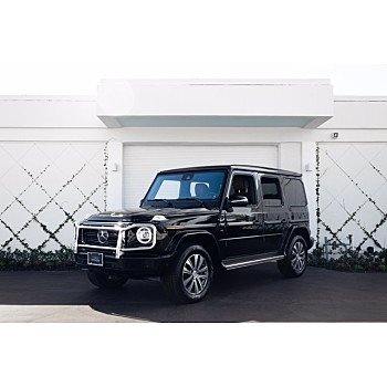 2019 Mercedes-Benz G550 for sale 101441588