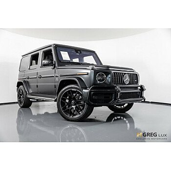 2019 Mercedes-Benz G63 AMG for sale 101109832