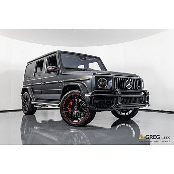 2019 Mercedes-Benz G63 AMG for sale 101153999