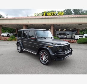 2019 Mercedes-Benz G63 AMG for sale 101345356