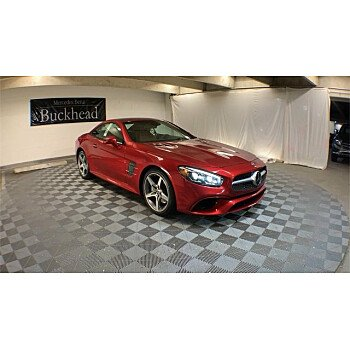 2019 Mercedes-Benz SL550 for sale 101044580