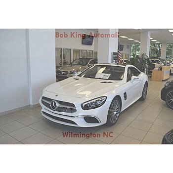 2019 Mercedes-Benz SL550 for sale 101186510