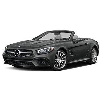 2019 Mercedes-Benz SL550 for sale 101186510