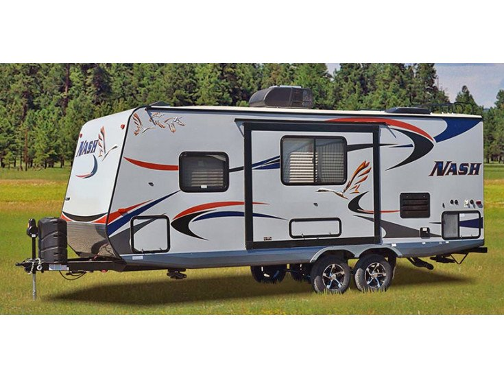 2019 Northwood Nash 26N specifications