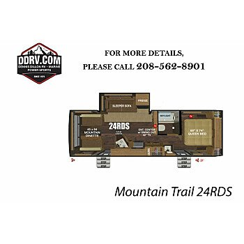 2019 Outdoors RV Mountain Series for sale 300184203