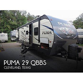 2019 Palomino Puma for sale 300295218
