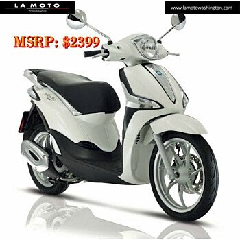 2019 Piaggio Liberty for sale 200846744
