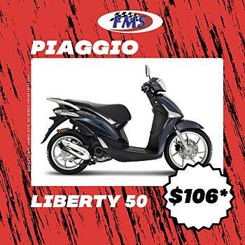 2019 Piaggio Liberty for sale 200857869