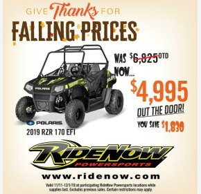 2019 Polaris RZR 170 for sale 200764070