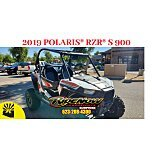 2019 Polaris RZR S 900 for sale 200808276