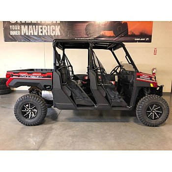 2019 Polaris Ranger Crew XP 1000 for sale 200577121