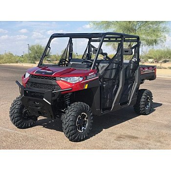 2019 Polaris Ranger Crew XP 1000 for sale 200577330