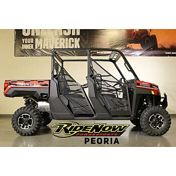 2019 Polaris Ranger Crew XP 1000 for sale 200585017