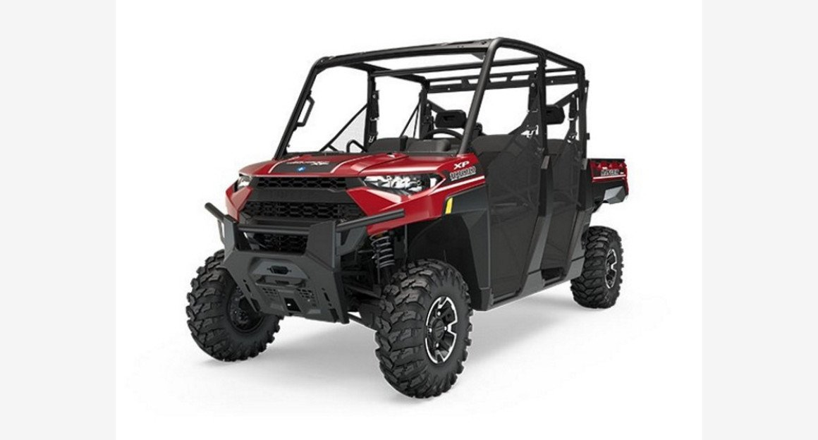 2019 Polaris Ranger Crew XP 1000 for sale 200610130