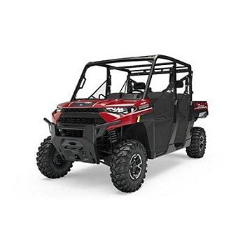 2019 Polaris Ranger Crew XP 1000 for sale 200626709