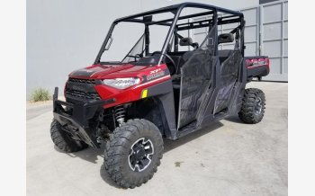 2019 Polaris Ranger Crew XP 1000 for sale 200656600