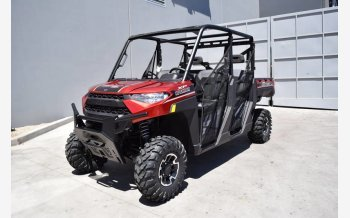 2019 Polaris Ranger Crew XP 1000 for sale 200656602