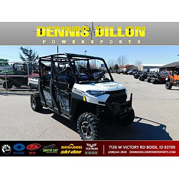 2019 Polaris Ranger Crew XP 1000 for sale 200668213