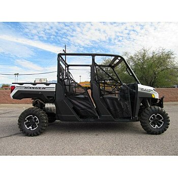 2019 Polaris Ranger Crew XP 1000 for sale 200671448