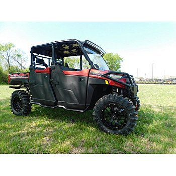 2019 Polaris Ranger Crew XP 1000 for sale 200673837