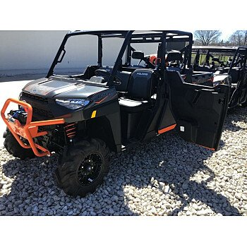 2019 Polaris Ranger Crew XP 1000 High Lifter Edition for sale 200673875