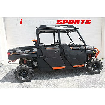 2019 Polaris Ranger Crew XP 1000 for sale 200675267