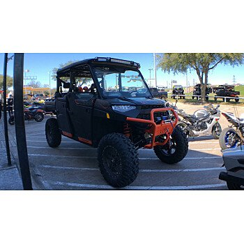 2019 Polaris Ranger Crew XP 1000 High Lifter Edition for sale 200677899
